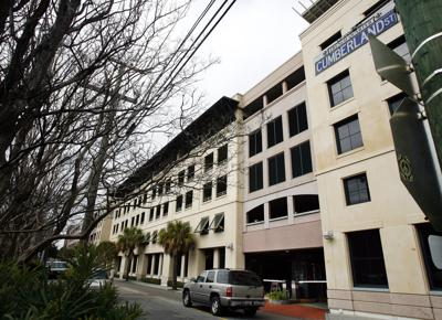 Charleston County weighs parking garage rate hikes (copy)