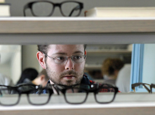 A clear view of online eyewear