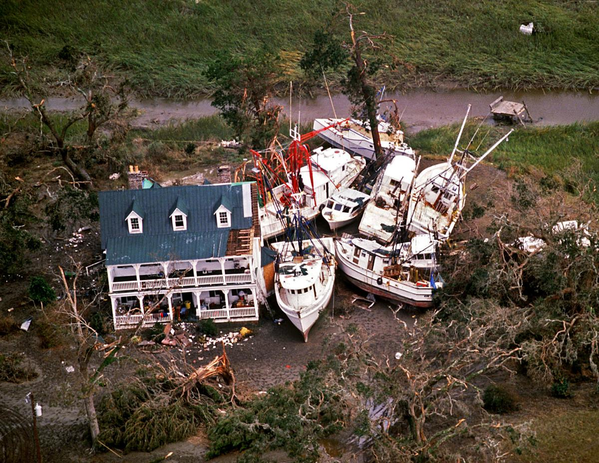 hurricane hugo a dangerous storm It is an extremely dangerous,  this hurricane is big and strong and it's bigger than hurricane hugo, which we had back in 1989  hurricane florence storm surge abc news.