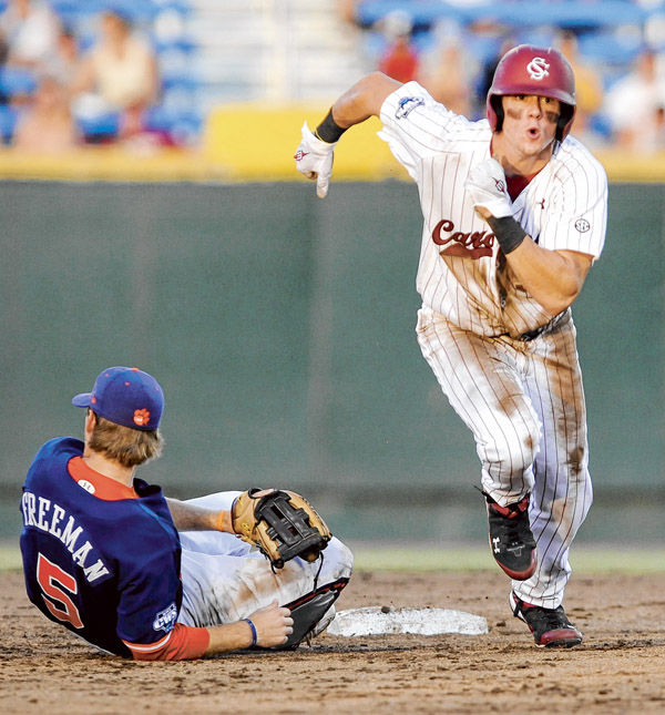 Collision course? As No. 4 national seed, USC would also host super regional