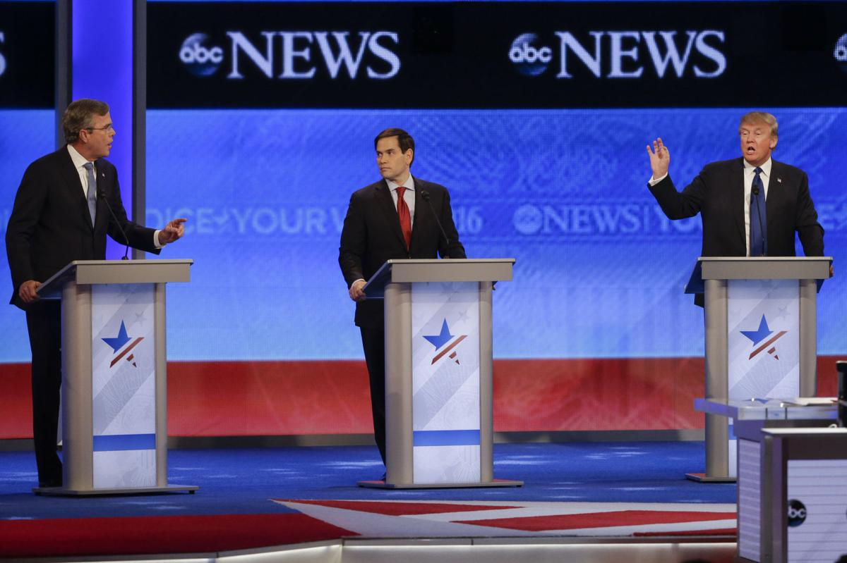 FACT CHECK: Skewed GOP debate claims on taxes, health insurance
