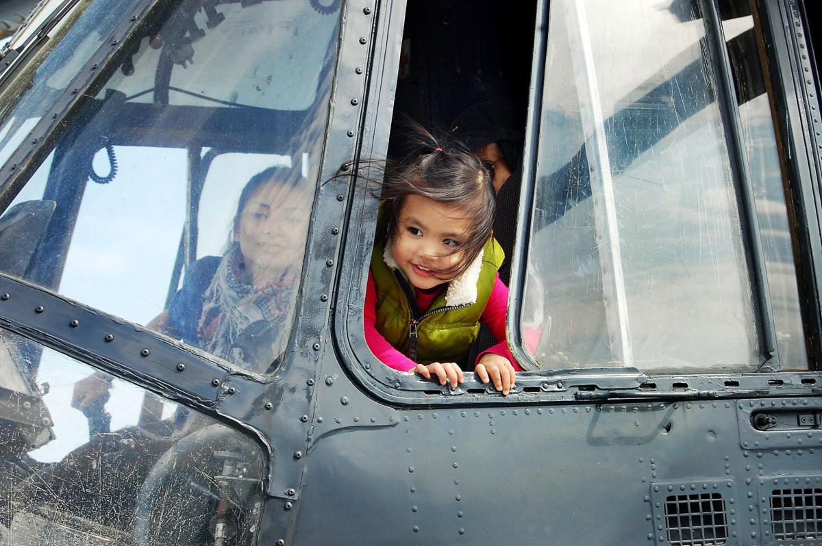High-flying fun Yorktown offers history lesson to all ages