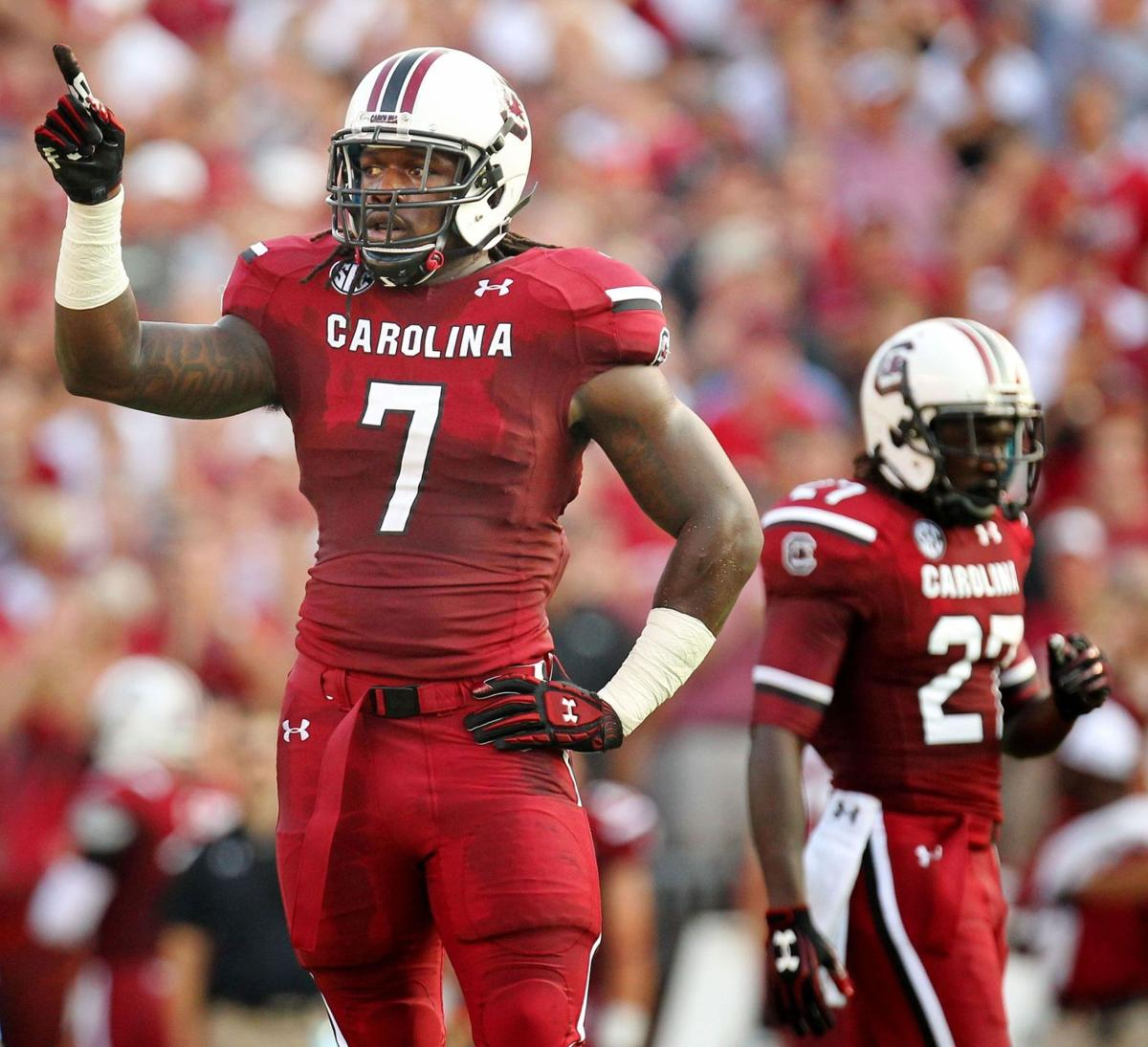 Mock draft: Predicting where former South Carolina players will be selected this weekend
