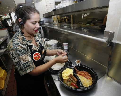 Family dining chains getting wake-up call