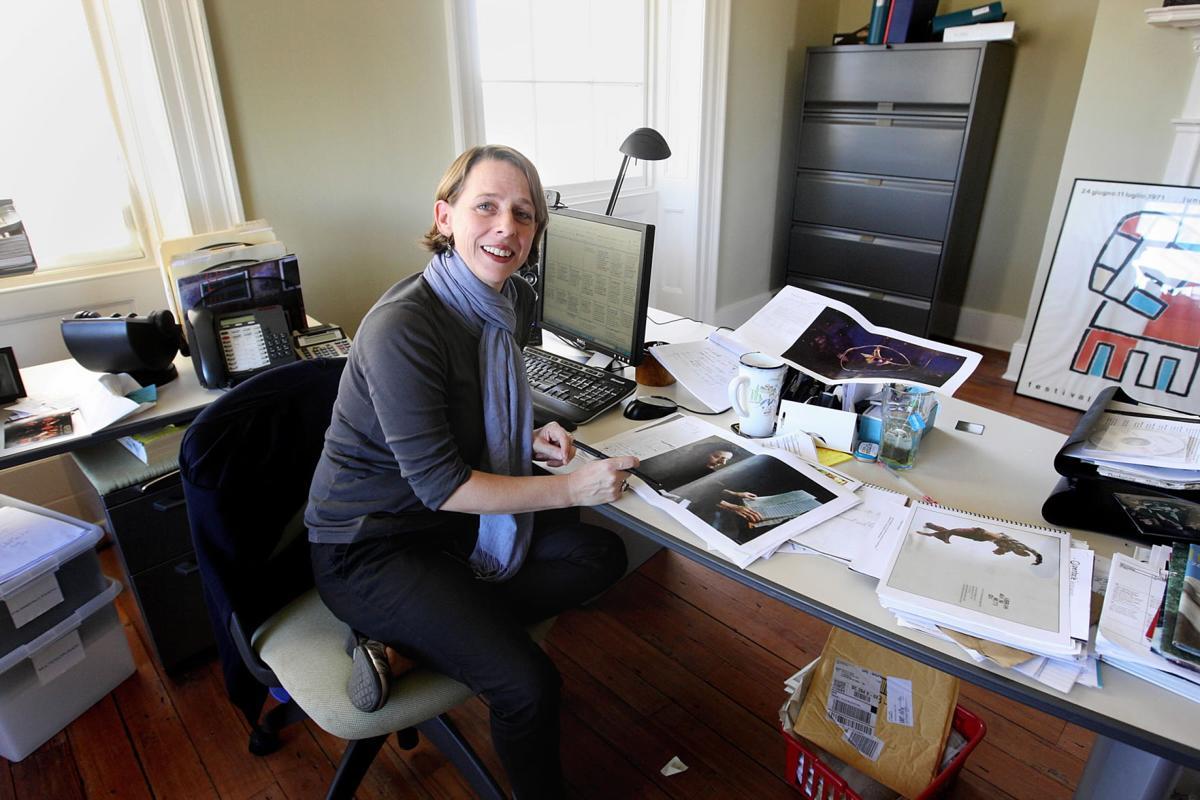 Charleston's Nunally Kersh travels world as Spoleto producer