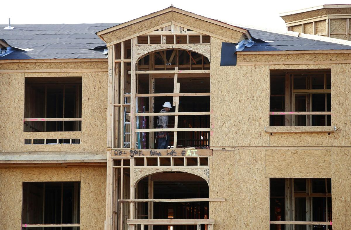 Apartment construction drives US homebuilding surge in June