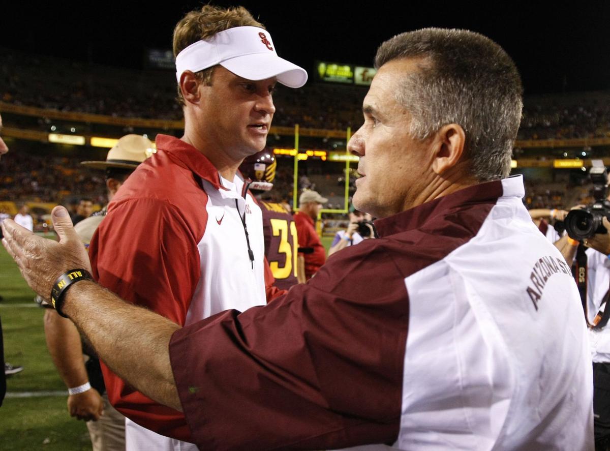 USC Trojans fire Lane Kiffin after loss to Arizona State