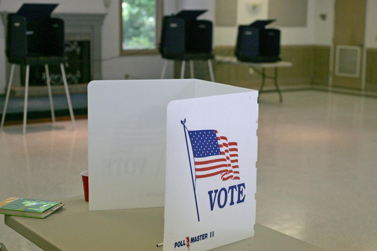 A few voters will need to find a new polling place Saturday