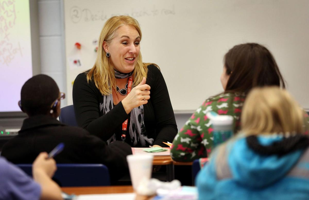 Language for life School of the Arts opens learning doors for deaf students