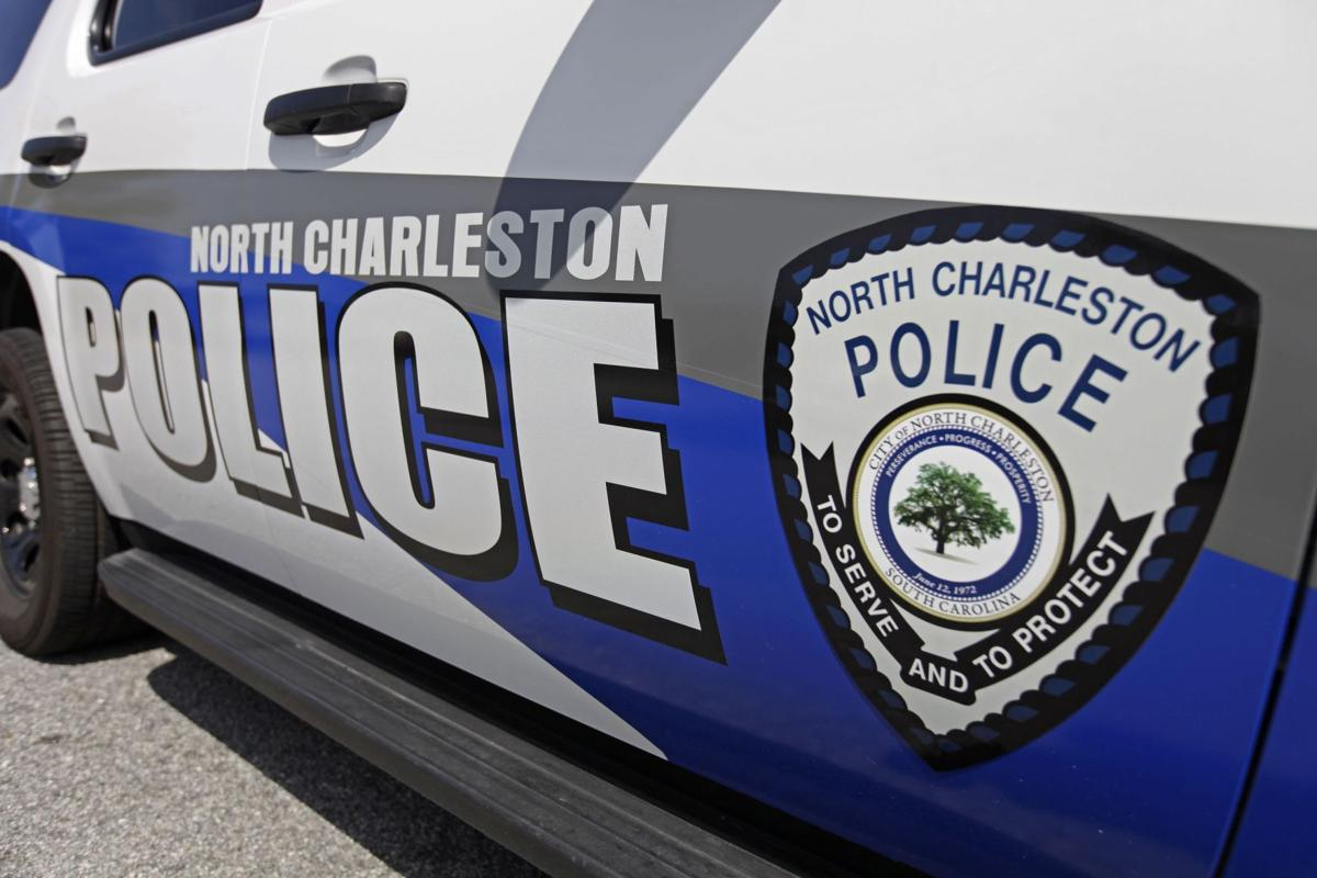 North Charleston officer, woman injured in wreck on East Montague Avenue