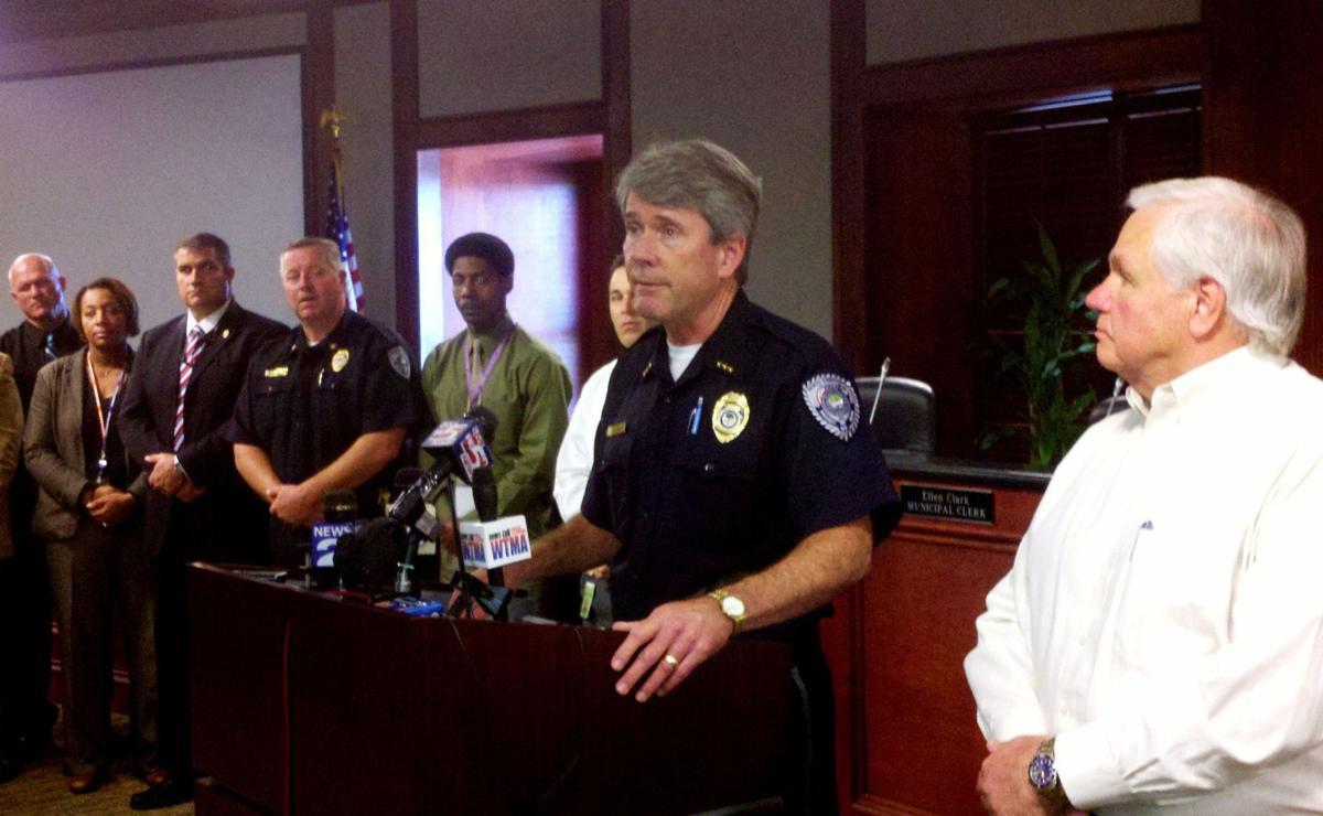 Zumalt to retire as North Charleston police chief