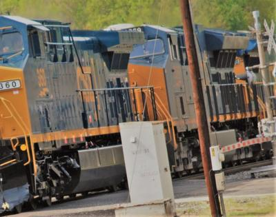Coroner: Man struck and killed by freight train