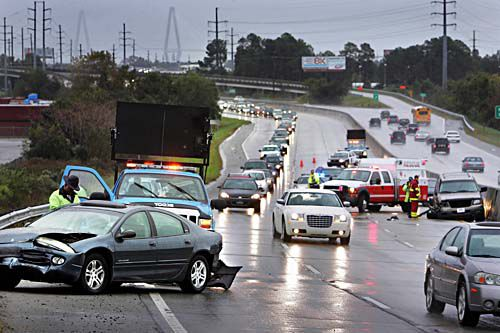 Highway fatalities down for third straight year