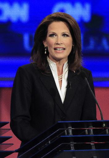 Michele Bachmann to talk here Thursday