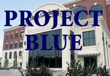 Honk if you have a 'Project Blue' N. Chas., Myrtle Beach share the name