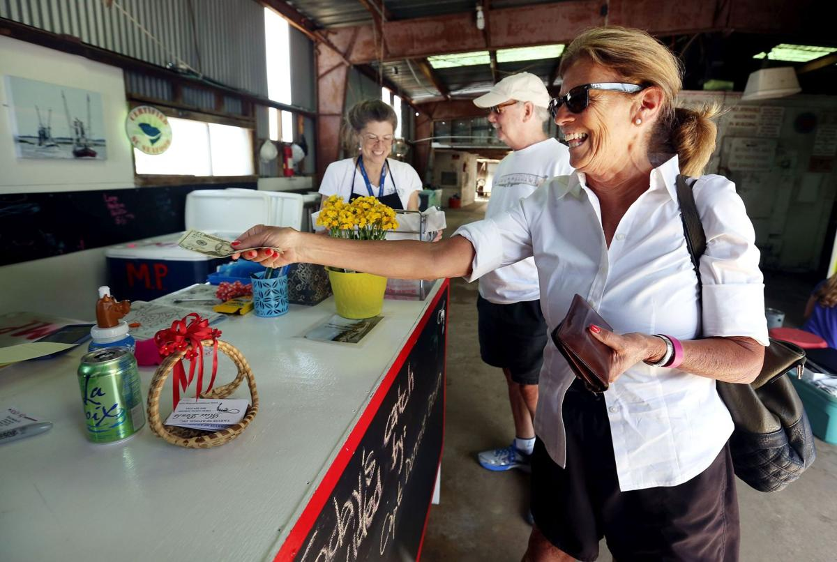 Now Open: Tarvin Seafood Retail