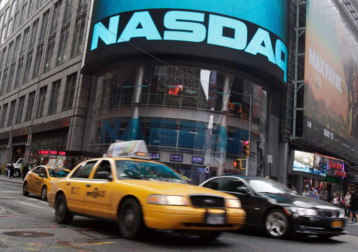 Nasdaq record: Then and now