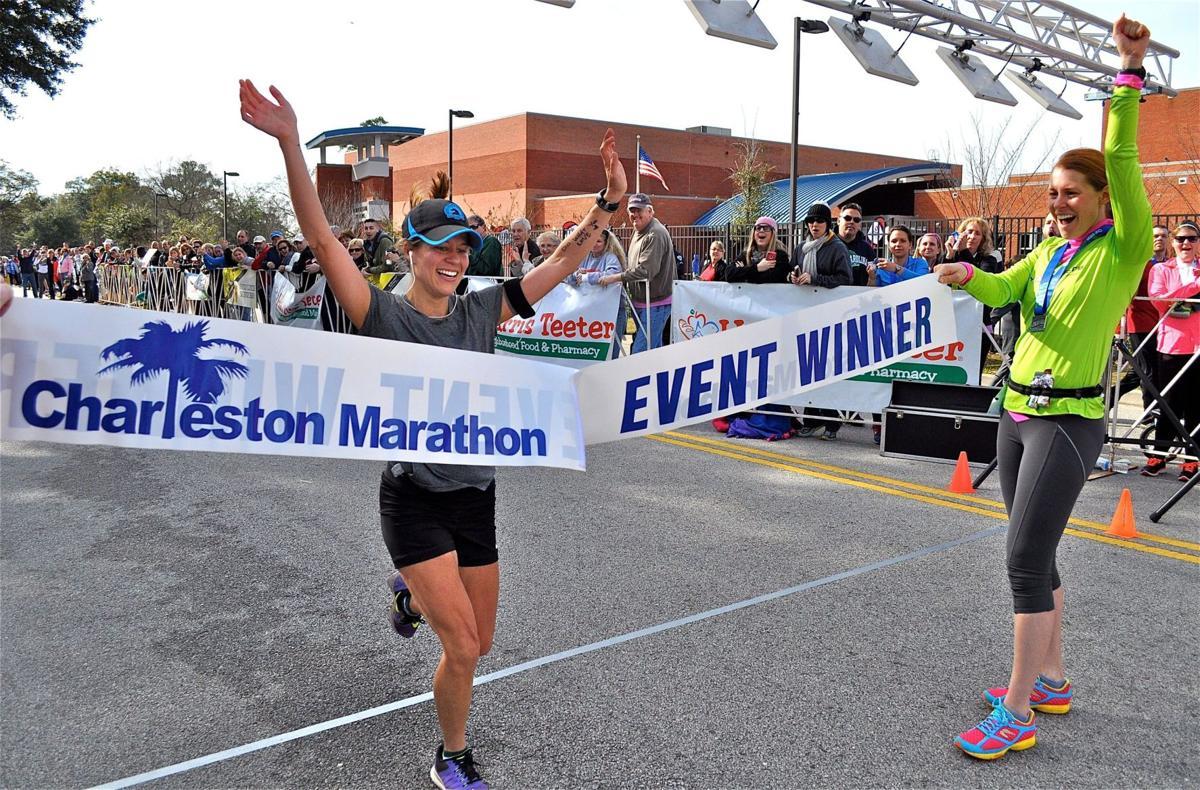 Tennesseans win Chas. Marathon
