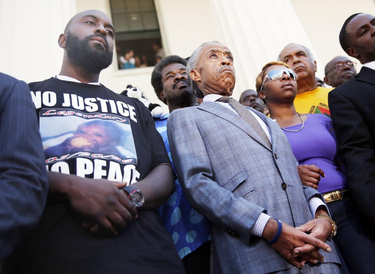 The Rev. Al Sharpton coming to N. Charleston for church service, vigil for Scott