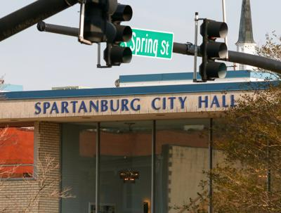 Spartanburg City Hall