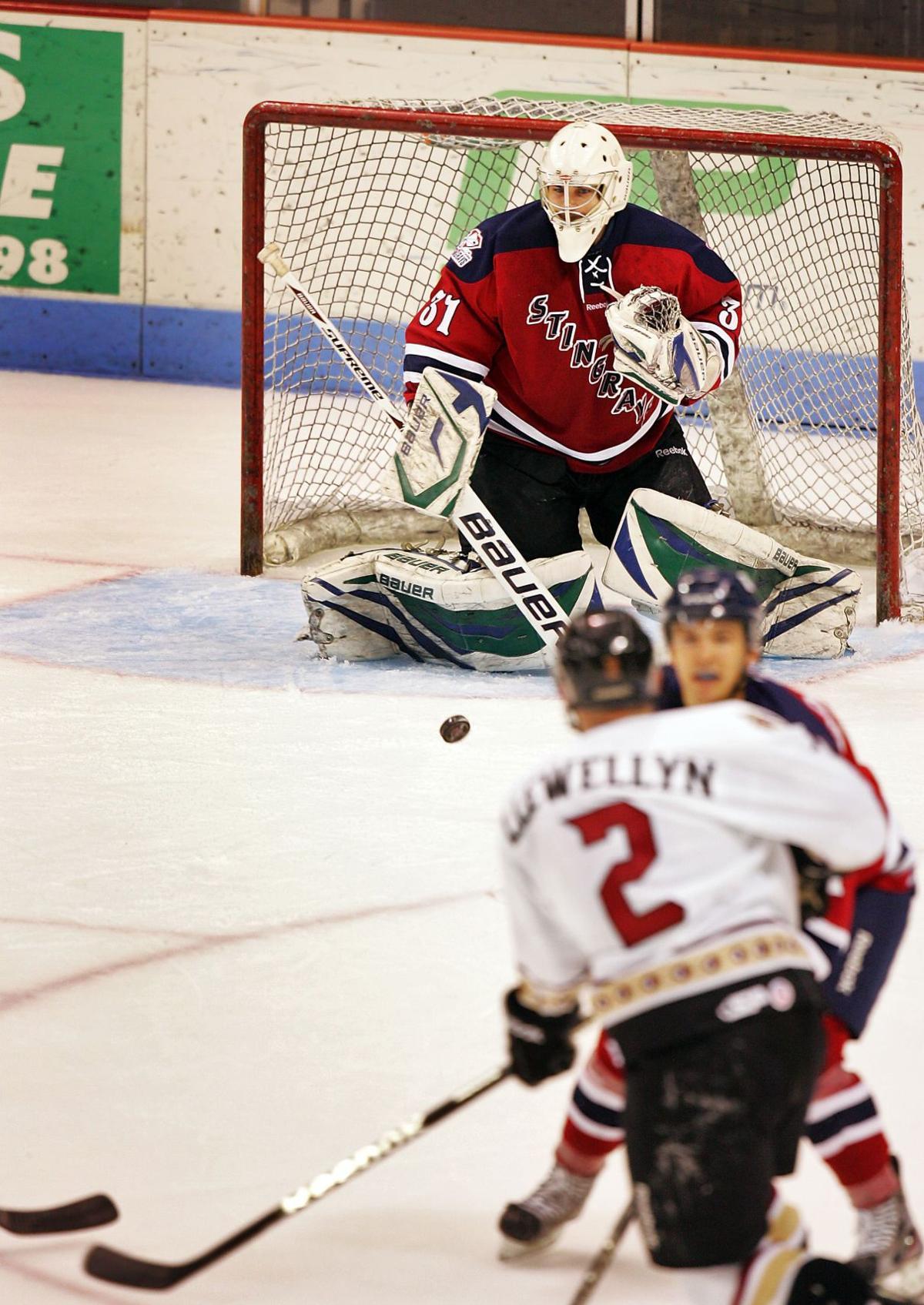 Zapolski named to ECHL All-Rookie team