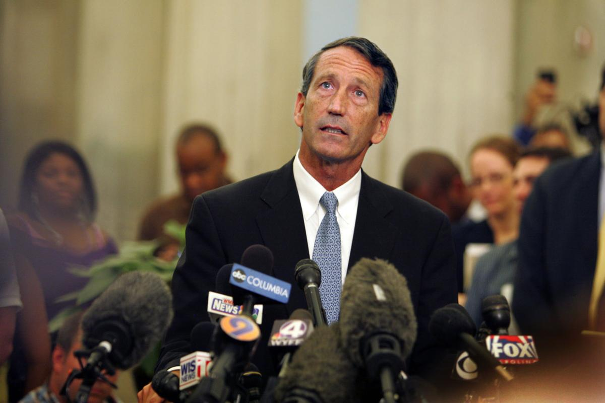 Day 3 Second Chance: The Mark Sanford Story