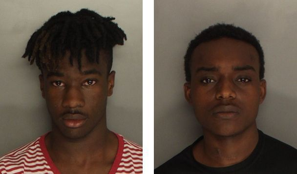 Two arrested on drug charges after Goose Creek shooting