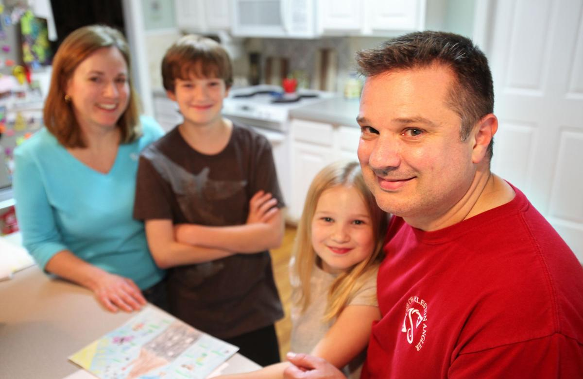 Stay-at-home dads More men taking over role of child's primary caregiver