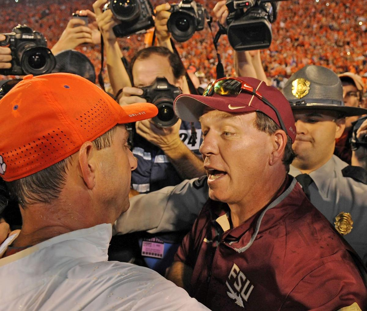 Sapakoff: How Clemson counters FSU's ACC title envy