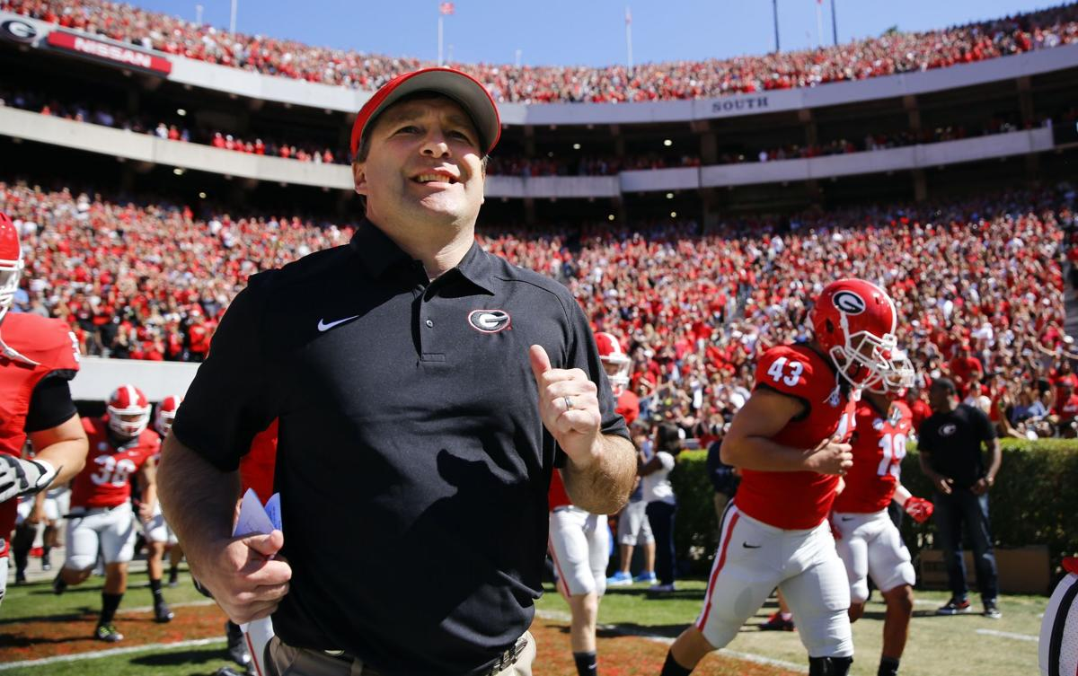 Coaching changes at 3 schools bring new look to SEC East