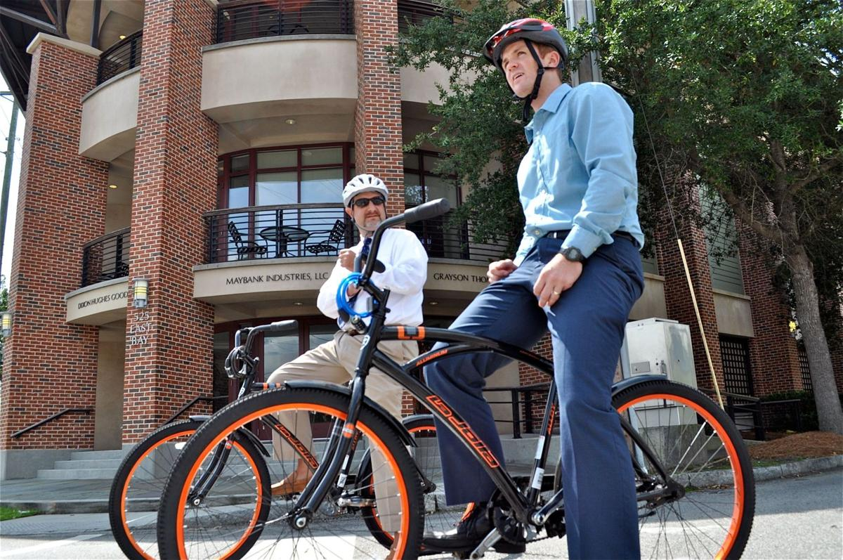 Cut through congestion with 'office bikes'