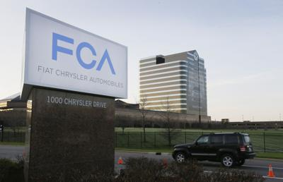 Fiat Chrysler recalls 1.4M vehicles to prevent hacking (copy)