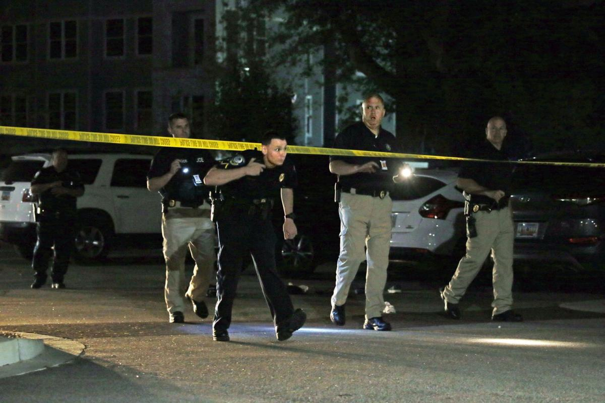 Man shot while walking on road in Mt. Pleasant