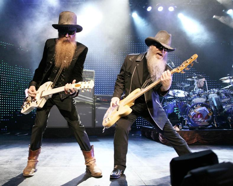 Despite Dusty Hill's passing, ZZ Top show still on for North Charleston