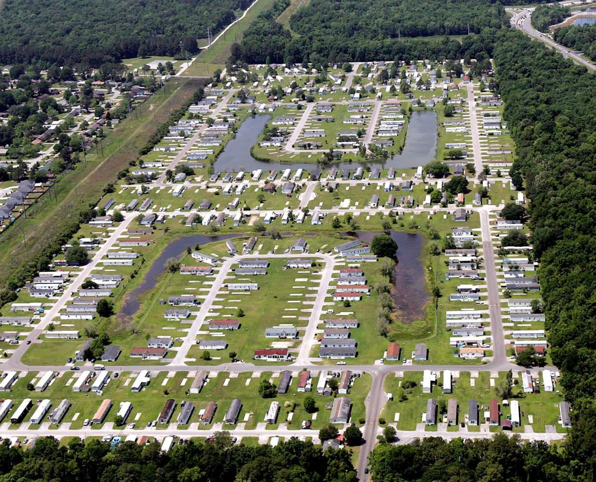 Mobile home park families urged to prepare to move