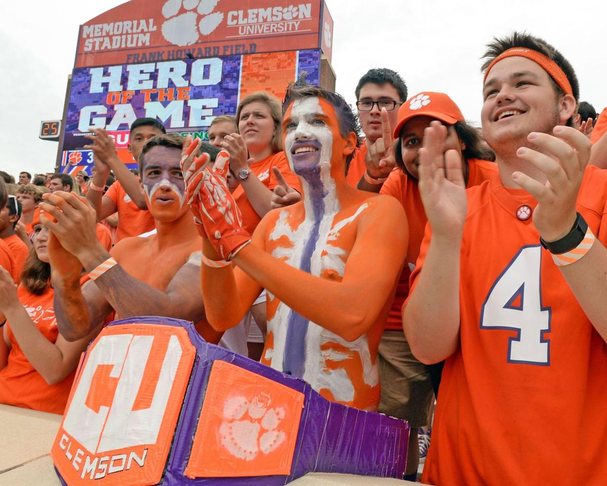 Flawed football economics Clemson can afford to keep giving students free tickets