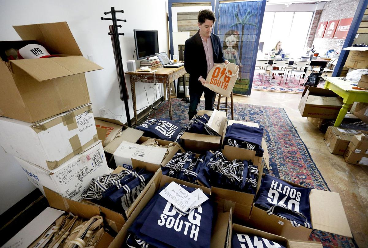 Making high-tech connections Dig South returning to Charleston with pitch events, more venture capital, startup help