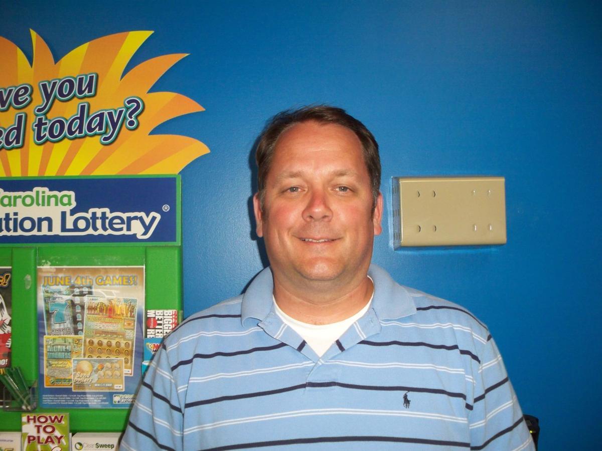 Goose Creek man wins $200,000 in lottery