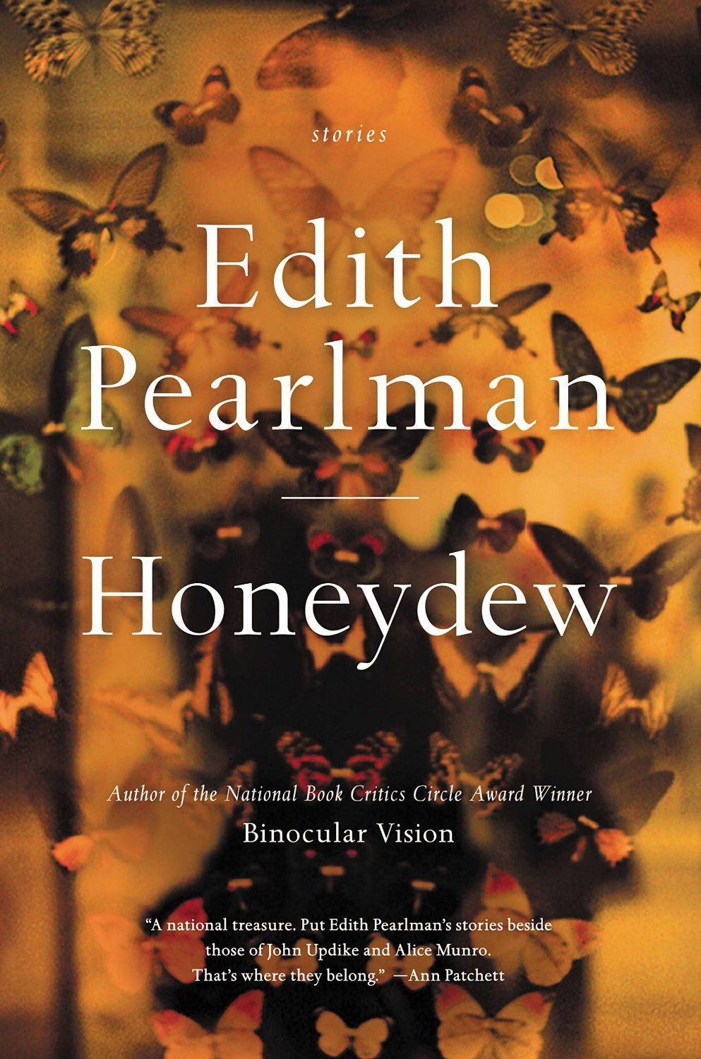 Pearlman's latest bolsters reputation as master of short story