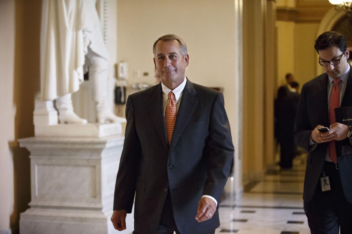 Boehner: House won't repeal flood insurance hikes