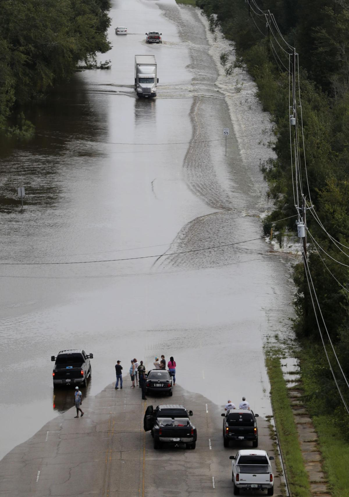 Small Sc Towns Flooded By Hurricane Matthew Await Devastating Replay From Florence Business Postandcourier