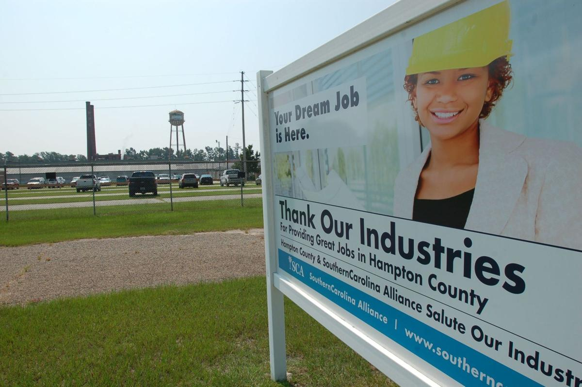 'Everything up in the air' Plant closing deals a blow to Hampton