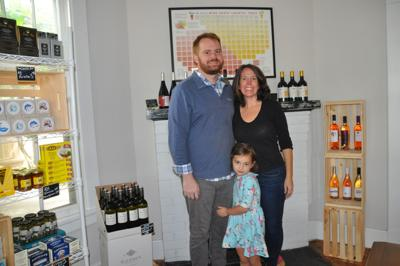 Cork and Cap open for business in downtown Aiken  1