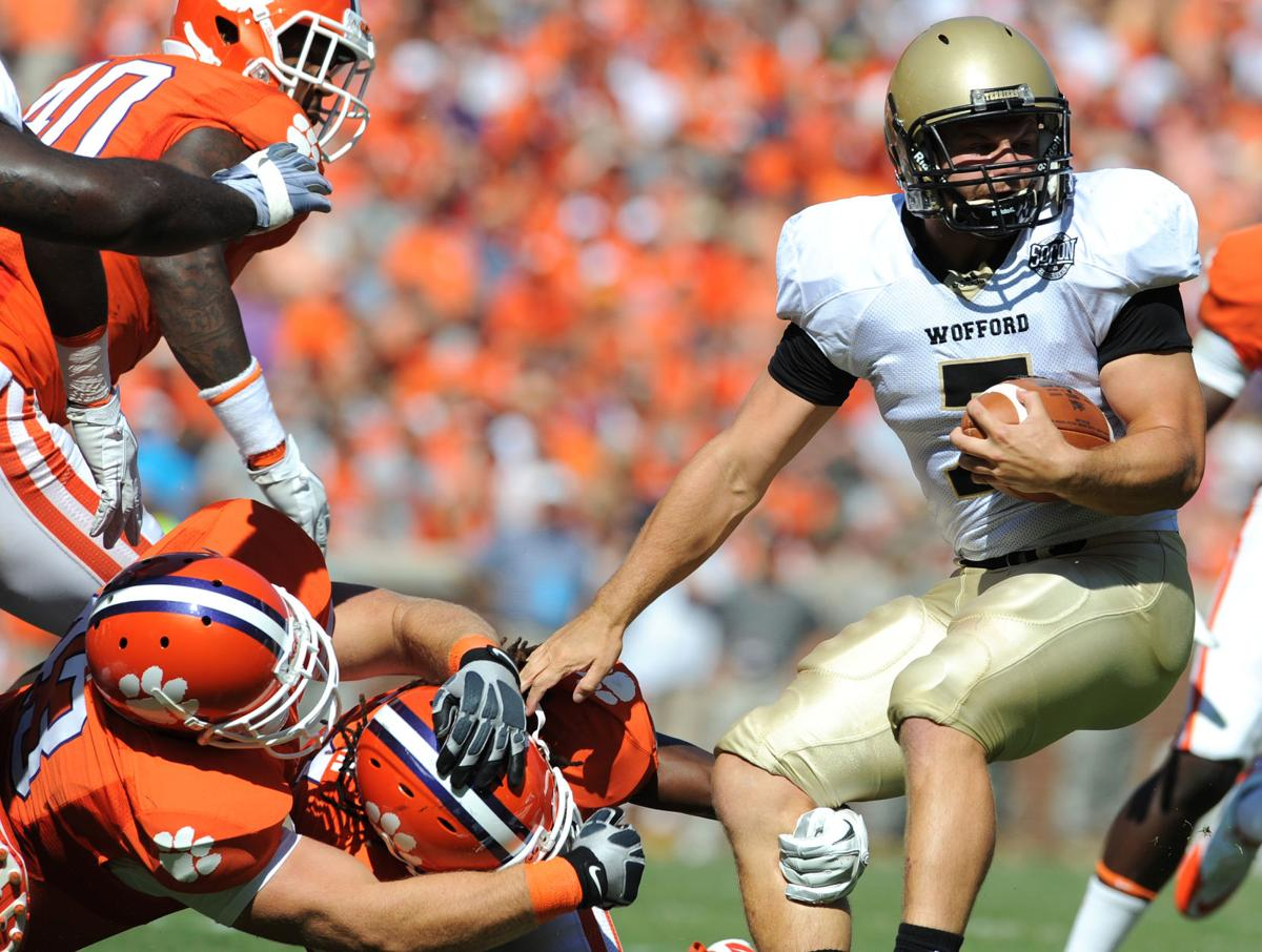Clemson 2015 opponent preview No. 1: Wofford