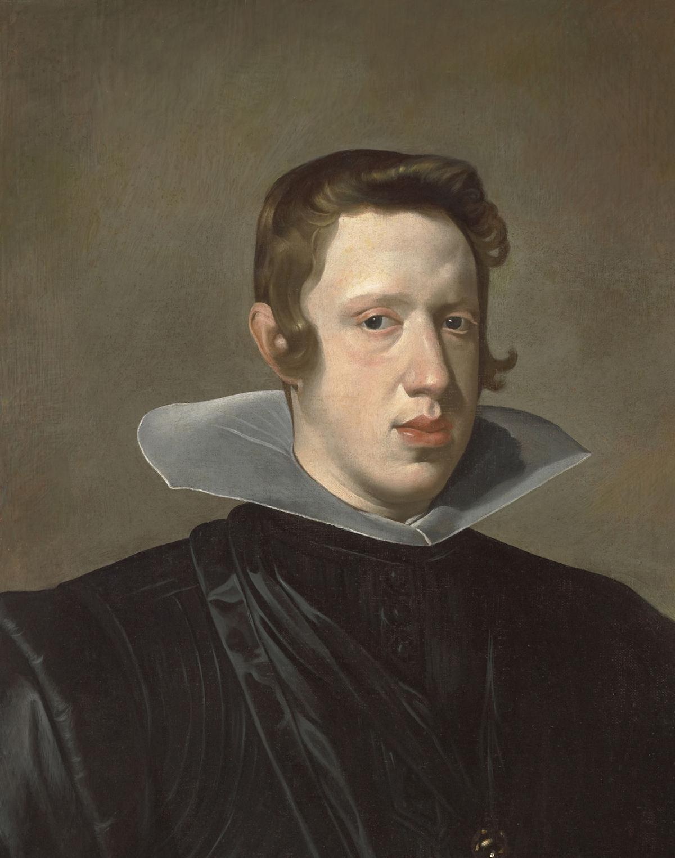 Velazquez portraits on display