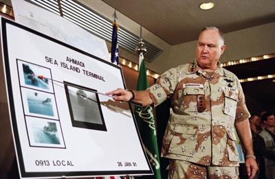 Retired Gen. Schwarzkopf dies at 78 (copy)