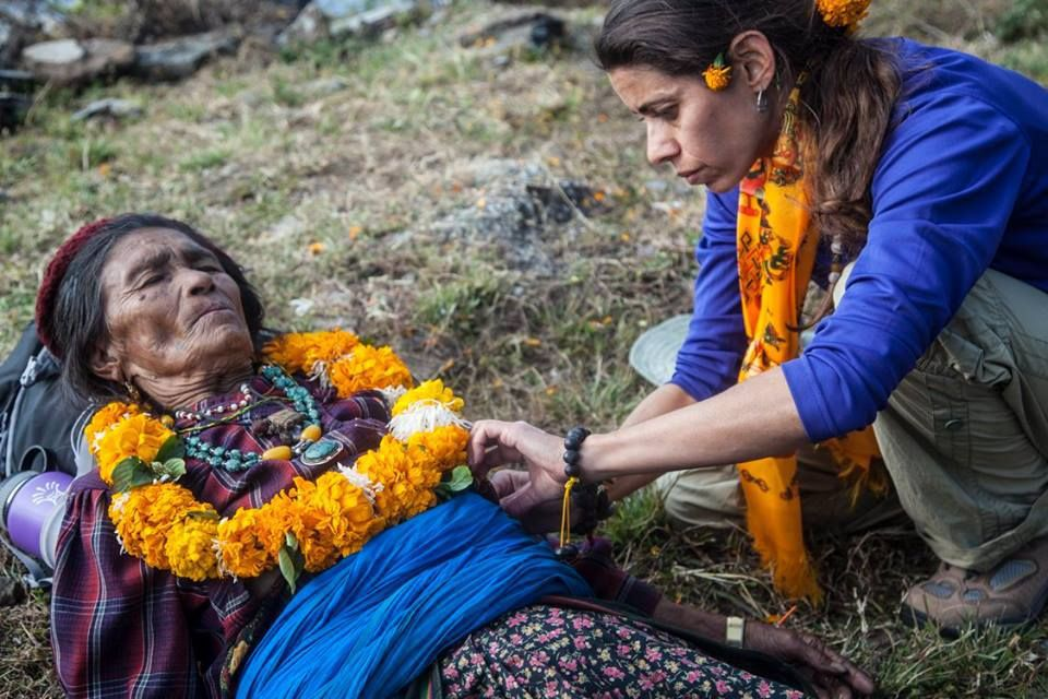 Local acupuncturist travels to Nepal to help earthquake victims