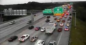 DOT: I-26 east congested from Summerville to Charleston