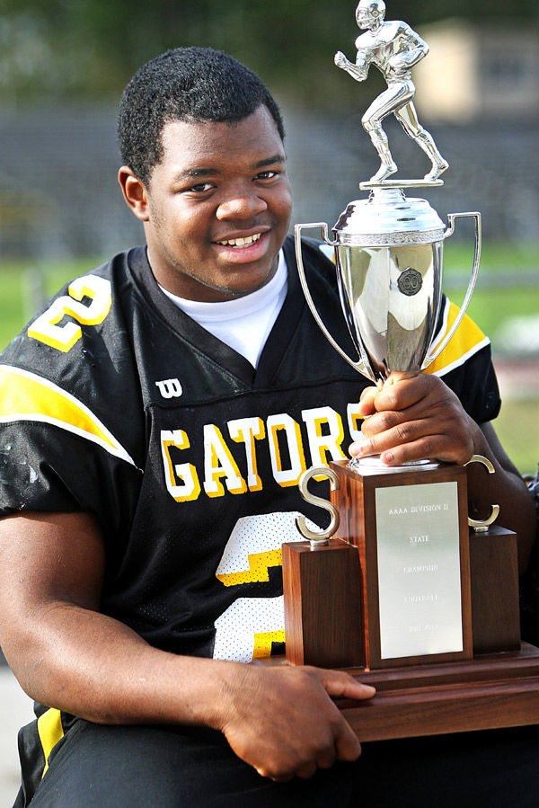 Memorable year in Lowcountry football highlighted by state title for Gators, Virgil Smalls