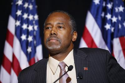 Adviser: Carson struggling with details on foreign policy